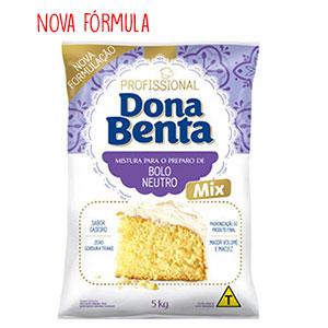 Mistura para Bolo Dona Benta Neutro