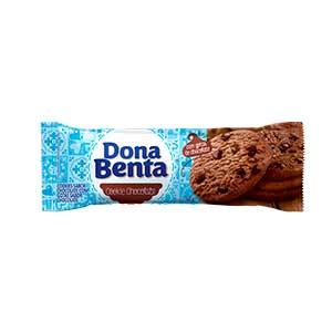 Cookies sabor Chocolate com gotas de chocolate