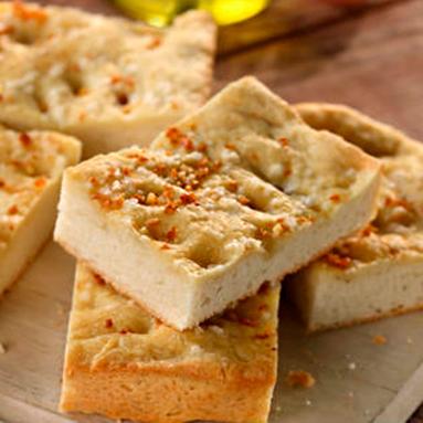 Pão com Azeite e Alho