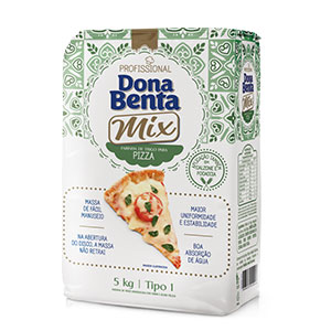 Farinha de Trigo para Pizza Dona Benta