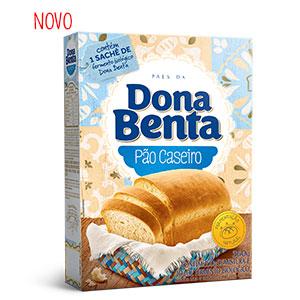 Mistura para Pão Caseiro<br> Dona Benta